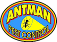 Antman Pest Control Logo